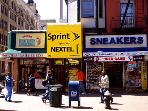 Sprint Is The Suckiest Cellphone Company