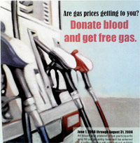 Bloody Oil Makes Blood Boil