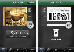 Starbucks Recommends iPhone App Users Enable Password Lock