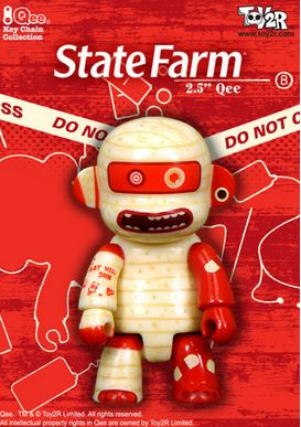 State Farm Uses Mutilated Monkeys To Sell Insurance To College Kids