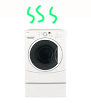 Sears Front-Loading Washer Leaves Clothes Stinky