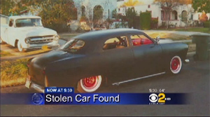 Man Finds Parts Of His Stolen 1949 Ford Shoebox On Craigslist