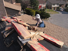 Allegedly Scammy Roofers Set Up Website To Warn People About Scammy Roofers