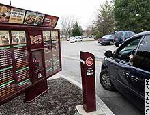 Upcoming Technology in Fast Food Drive-Thrus
