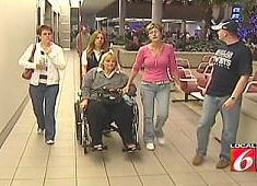 U.S. Airways Strands Woman In Wheelchair On The Tarmac?