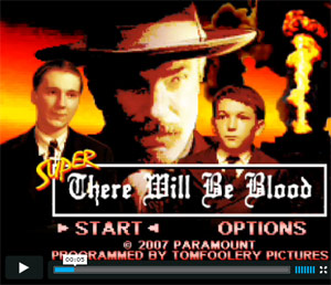 """There Will Be Blood"" For SNES…"