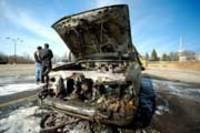 Arson To The Rescue When SUV Owners Can't Afford Gas