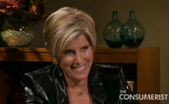 Suze Orman Gets Tough & Answers Your Questions In Chat With Consumerist