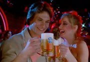 Watch A Dancing Patrick Swayze Shill For Pabst Blue Ribbon in 1979