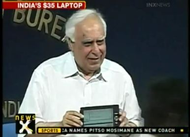 Indian Government Announces $35 Tablet Computer