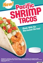Get Your Shrimp On At Taco Bell Until April 11