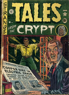 3 Wacky Tales From Our Crypt