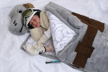 Tauntaun Sleeping Bags Closer To Reality