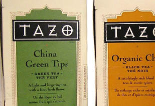 Starbucks Thinks You Want An Entire Store Of Tazo Tea