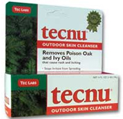 Tecnu Washes Away Poison Ivy Oils Instead Of Just Dulling The Itch
