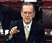 "Ted Stevens Wants To Switch Between Phones ""As I Ride My Motorcycle"""