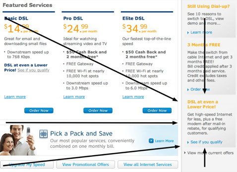 AT&T Swears $10 DSL Is Available, But Only If You Don't Follow Their Directions