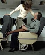 Northwest to Charge an Arm for Legroom