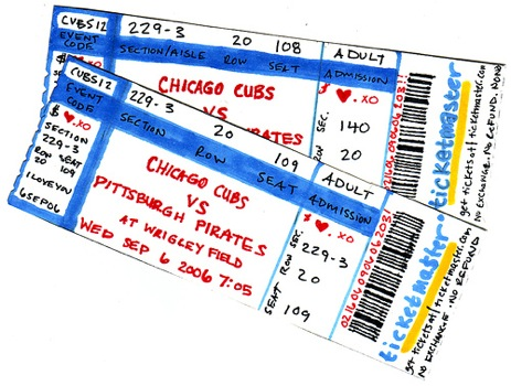 How To Avoid Counterfeit Tickets