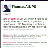 UPS Gets A Twitter Monitor To Solve Your Problems