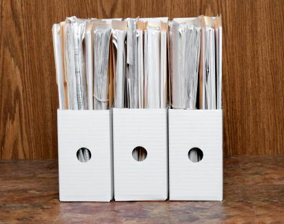 Get Ready For Tax Time With 3 Folders