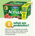 Dannon To Pay $35 Million To Eaters Of Activia And DanActive Yogurts