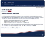 US Airways: No Mags For Miles, But Here's A Credit Card
