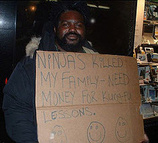 Homeless? If You Can Prove There's A Relative Who'll Take You In, NYC Will Pay Your Way