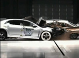 Crash Test Wars: 1959 Chevy Bel Air VS 2009 Chevy Malibu