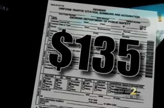 Report: Judges Collect More Than $1 Million In Traffic Fines By Calling Them 'Court Costs'