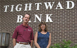 "Yes, ""Tightwad Bank"" Is A Real Bank, And It's FDIC Insured"