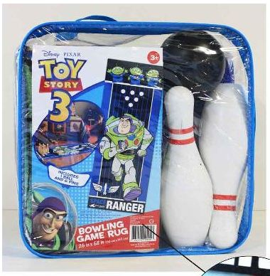 Toy Story 3 Bowling Set Recalled Because Kids Apparently Aren't Supposed To Play With Lead Paint Anymore