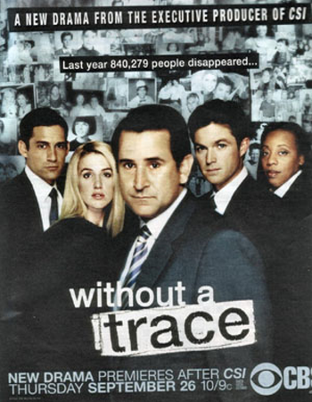 """Without A Trace,"" Other Shows, Gone Without A Trace"