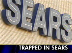 Help! Family Buying Appliances Were Locked Inside Sears