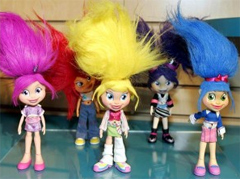 Troll Dolls Get Sassy Makeover, For Some Reason
