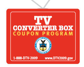 Government Launches TV Converter Box Coupon Website