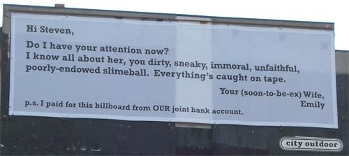 Viral Billboard Debunked By Mothership