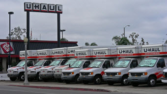 U-Haul Gets Mad If You Follow Their Directions, Park In A Ghetto