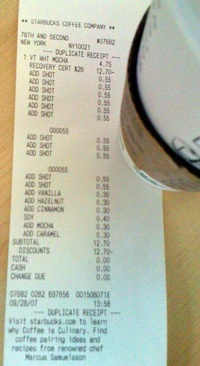 What Is The Most Expensive Drink At Starbucks?