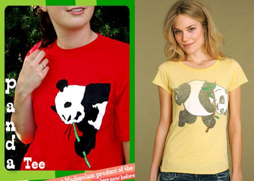 Urban Outfitters Rips Designer's Panda T-Shirt
