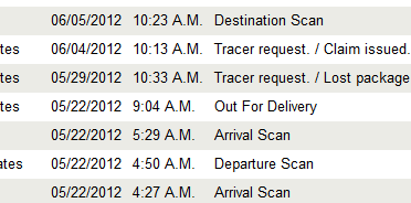 If Your UPS Package Falls Through The Cracks, It's Up To You To Notice