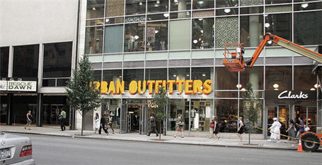 Does Urban Outfitters Have A Secret In-Store Website?