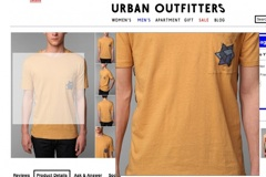 Urban Outfitters Pulls Shirt That Reminds People Of The Holocaust