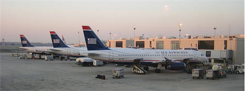 US Airways Firing Lots Of Baggage Handlers At Philly Airport