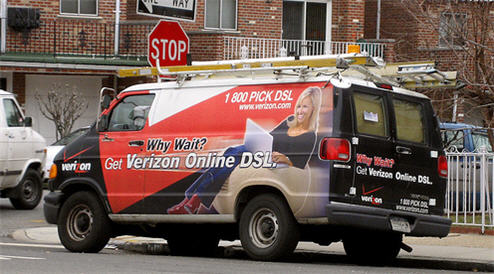 "Verizon Won't Install Your DSL, But Wants $79 To ""Disconnect"" It"