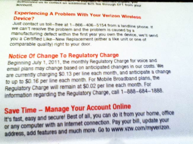 New Fee Is Your Chance To Break Verizon Contract Without Paying