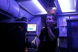 VIDEO: Inside The 16-Hour Flight From Hell