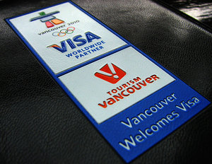 Brits May Challenge Visa's 2012 Olympics Exclusivity