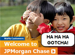 JPMorgan Chase: WaMu Customers Should Bank As Usual