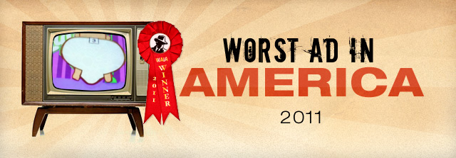 Poop, There It Is! Luvs' Scatological Showdown Voted Worst Ad In America For 2011